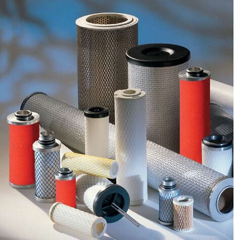 Cold Dryer Precision Filters