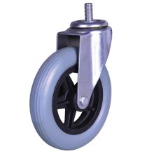 OEM for Pu Stem Caster 6inch cropper swivel caster supply to Costa Rica Supplier