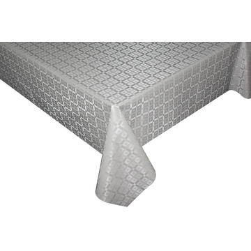 Solid Embossed Fabric Tablecloth Pool Table Covers 8ft