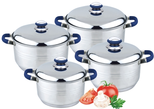 Big size 10pcs cookware set
