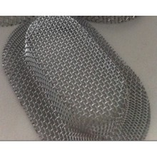 Woven stainless steel mesh