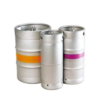 Stainless Steel Beer Brewing System US Standard Keg