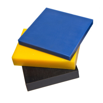 White/Black/Blue/Yellow POM-C Acetal Derlin Board