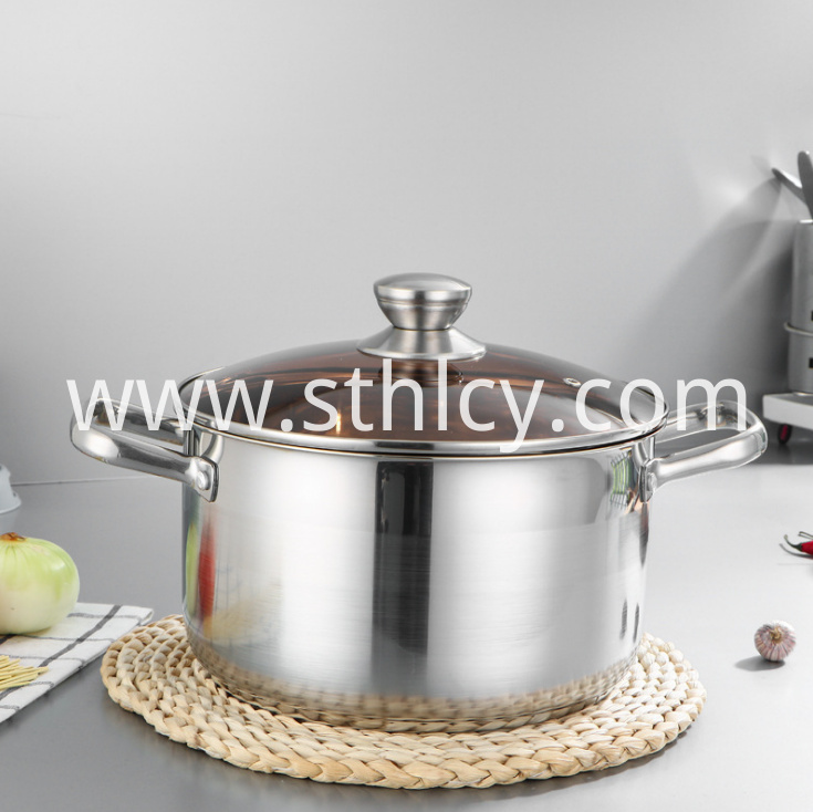 Stainless Steel Steamer Pot9