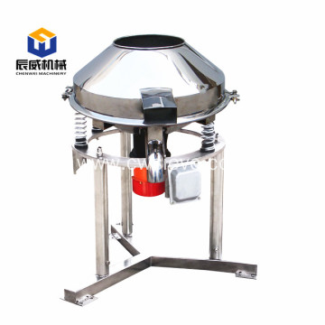 high frequency sifter shaker machine powder classifier