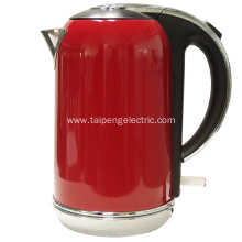 Best quality and factory for Electric Cordless Glass Tea Kettle VIP Customer Electrical Tea Kettle supply to Armenia Importers