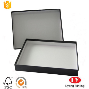 Cheap cardboard box clothes T-shrit packaging box