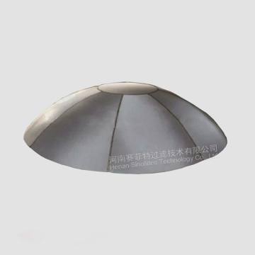 316L Stainless Steel Sintered Wire Mesh Filter Disc