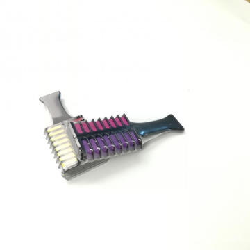 Water based colorful party temporary Hair Color Comb