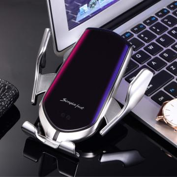 R1 R2 10W qi fast wireless car charger