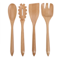 High quality wooden spoons (4 pcs)
