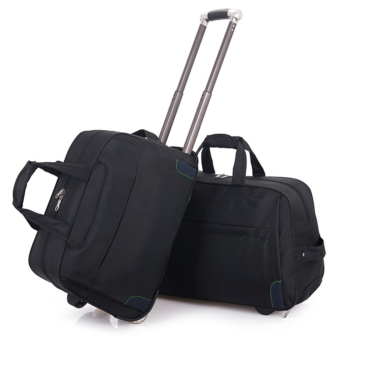 travel bag with wheels