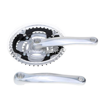 Steel Single Speed Chainwheel and Bike Crank