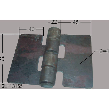 Tractor Trailer Hinge Pin Part
