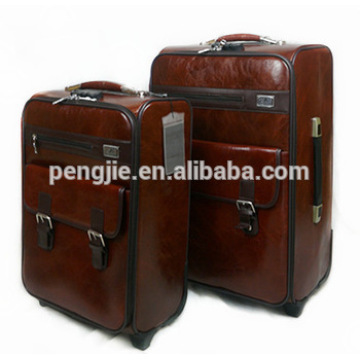 Perfect Quality Neoprene Mold PP Wheeled Travel Luggage