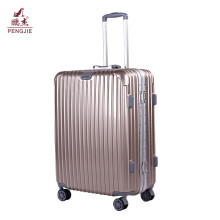 Large capacity long distance travel hard luggage