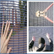 358 Fence Color Coated Prison Fencing