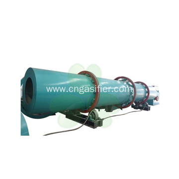 Low Consumption Industrial Rotary Drum Drying Machine