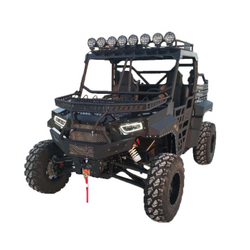 military 2-seater utv gasoline 4x4 1000cc utv