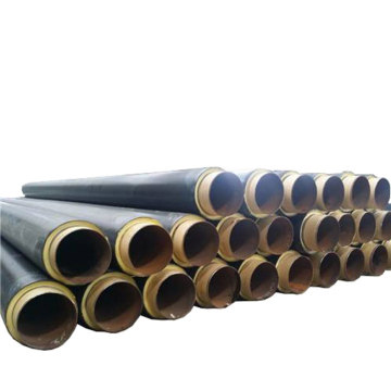 3 Layer Polyethylene Coated Carbon Steel Pipe