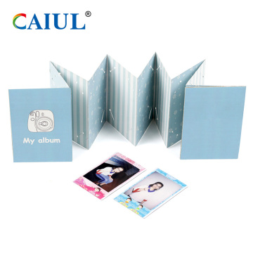 Best Quality for Polaroid Photo Album Organ Foldable Photo Album For Instax Mini Film export to Spain Importers