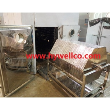 Tray Rotation Hot Air Oven