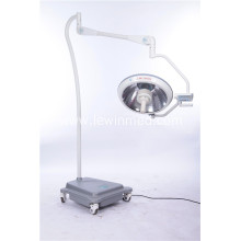 Cheap for Mobile Ceiling Ot Light Mobile halogen operating lamp with battery export to Congo Wholesale