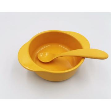 Compostable Cornstrach Kid-friendly High-quality Kids Spoon