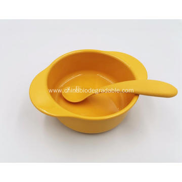 Compostable Corn-based Kid-friendly High-quality Kids Spoon