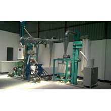 Maize flour grinding machines