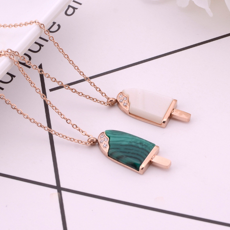 16 Inch Rose Gold Necklace