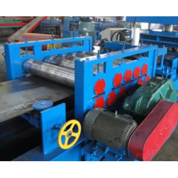 Steel Temporary Guardrail Systems Roll Forming Machine