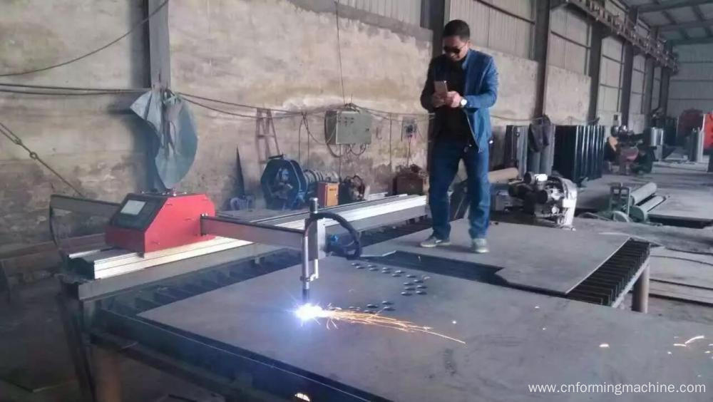 Portable Flame Cutting Machine