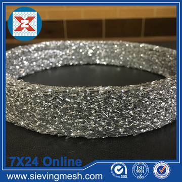 Aluminum Foil Fabric Ring Filter