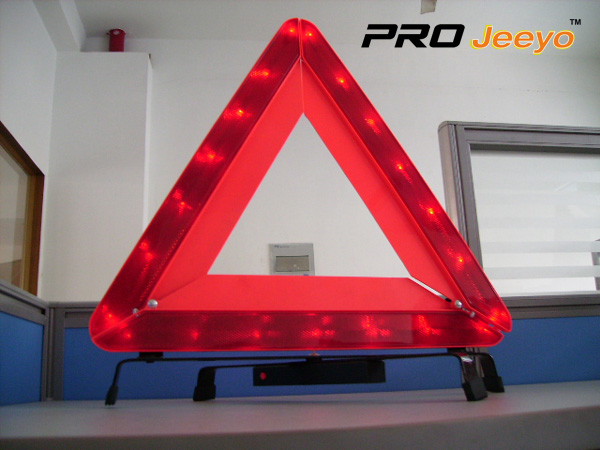LED Warning Triangle DL-209 8