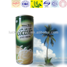 240ml in tin coconut juice