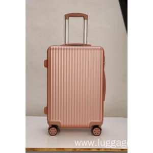 Supply for Metal Corner Trolley Luggage Hot carry on travel luggage export to Mexico Exporter