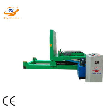 Coil upenders for tilting steel coil