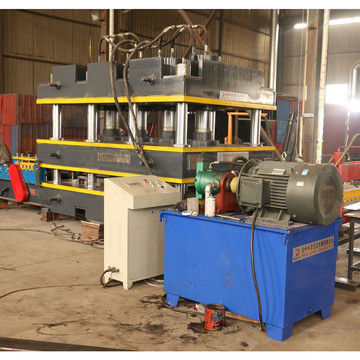 Doors profile steel forming machine