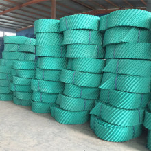 Round Type Cooling Tower Fill Roll PVC Film Filler