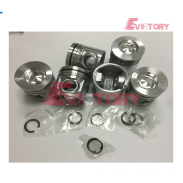Excavator parts BF6M1013 piston connecting rod crankshaft