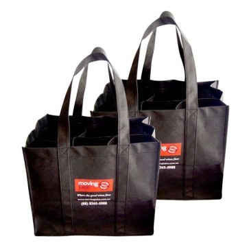 Shopping non woven bag custom
