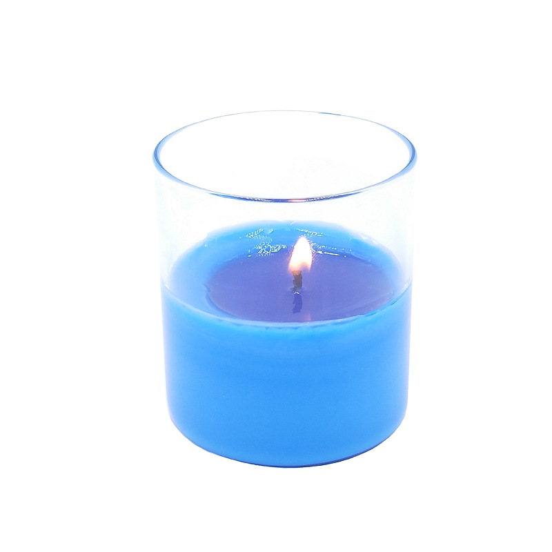 Cork Lid Candle 4