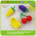 Hamburger Shape Food Shaped Erasers