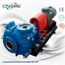 Horizontal single stage slurry pumps
