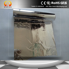 Both Sides Metallized PET Film