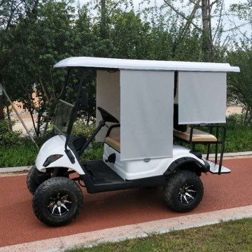 New energy cheap 4 seats electric off road