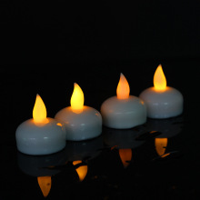 Floating LED Candles for Wedding Party Pool