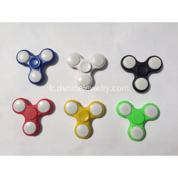 Led Light Up Spinner à la main Spinners colorés incroyables Fidget
