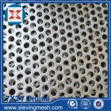 Carbon Steel Perforated Mesh